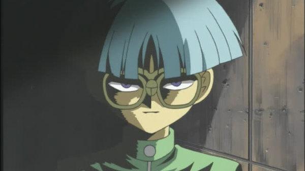 Sakaki yuya, seorang anak yang berusia 14 tahun yang bercita-cita menjadi entertainment duelist profesional yang mampu membuat semua orang tersenyum