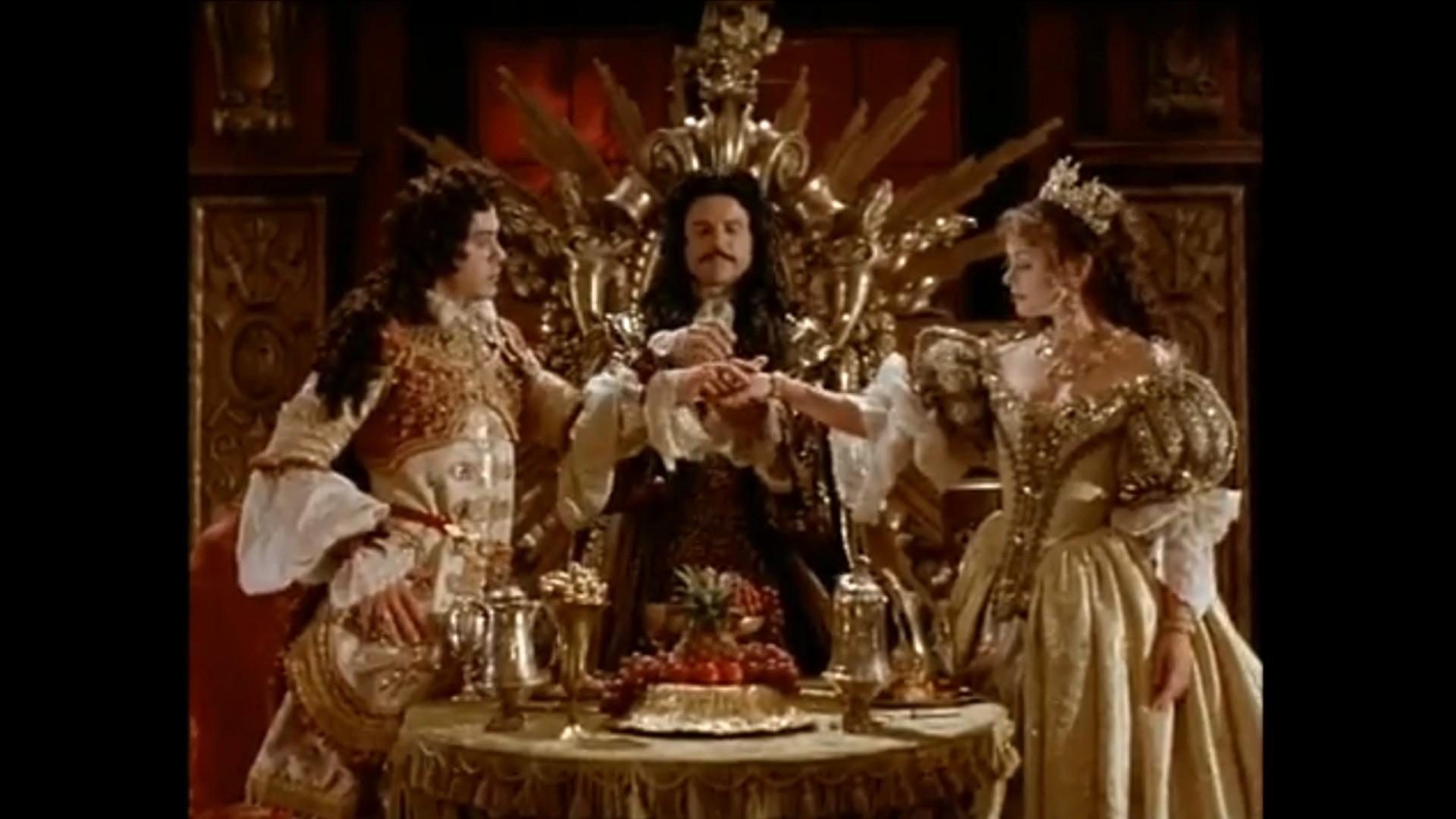 Фильм «Королевская Милость» — 1995