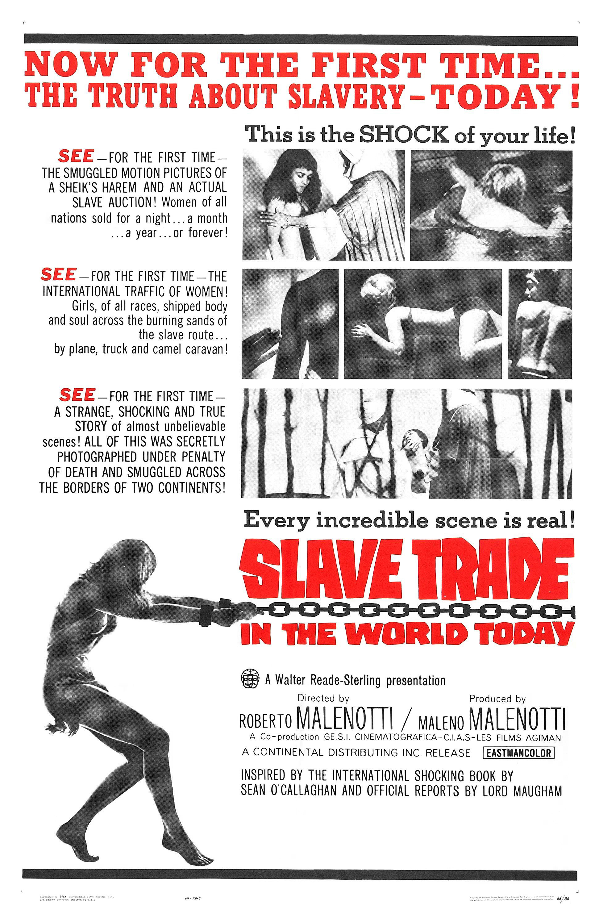 Slave trade today nude movie