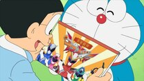 Doraemon - Episode 521 - Episode 521