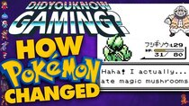 Did You Know Gaming? - Episode 362 - How Pokemon Was Changed Around The World