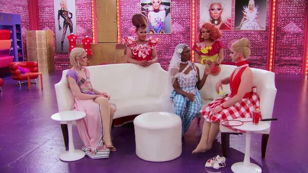 RuPaul's Drag Race All Stars: Untucked! - S02E06 - The Charles Family Backyard Ball