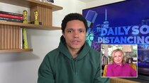 The Daily Show - Episode 124 - Hillary Clinton