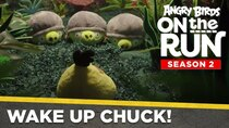 Angry Birds on The Run - Episode 3 - Wake Up Chuck!