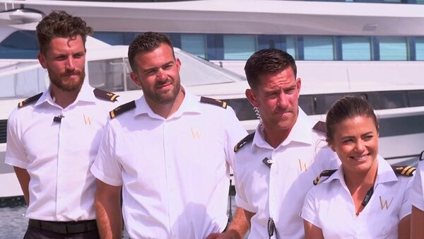 Below Deck Mediterranean - S05E08 - Rise and Don't Shine