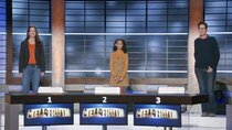 To Tell The Truth - Episode 7 - Yara Shahidi, Russell Peters, Michelle Buteau, Jeremy Sisto