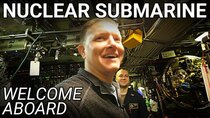 Smarter Every Day - Episode 240 - Boarding a US NAVY NUCLEAR SUBMARINE in the Arctic