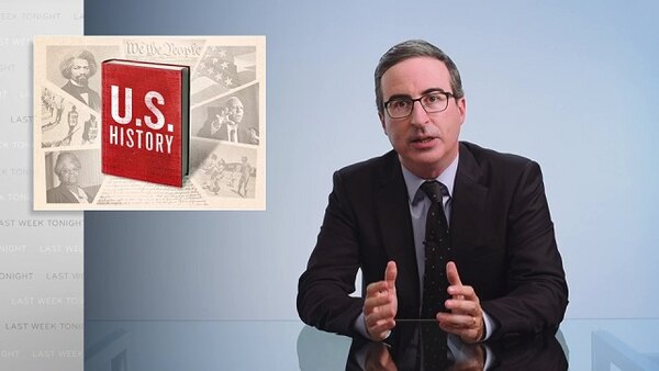 Last Week Tonight with John Oliver - S07E20
