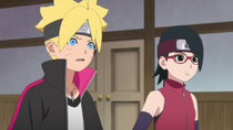 Boruto: Naruto Next Generations - Episode 158 - The Man Who Disappeared