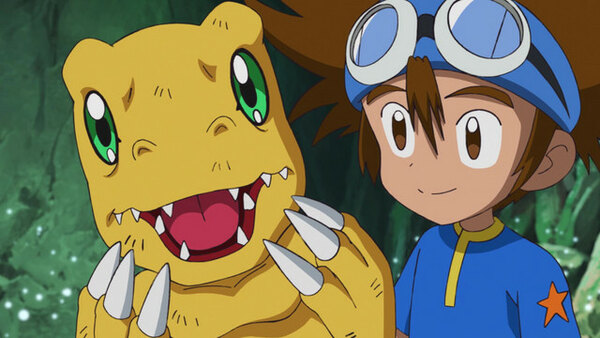 Digimon Adventure: - Ep. 10 - The Steel-Solid Super Evolution