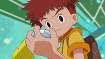 Digimon Adventure: - Episode 8 - The Children's Attack on the Fortress