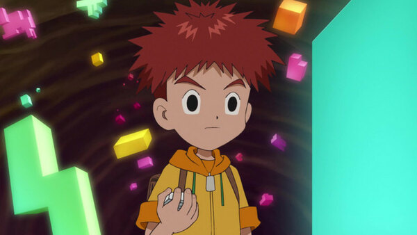 Digimon Adventure: - Ep. 5 - The Holy Digimon