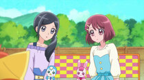 Healin' Good Precure - Episode 18 - Heart Flutter! Grateful Nyatoran