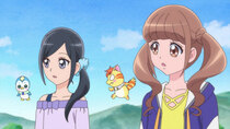Healin' Good Precure - Episode 16 - Friendship Vows Under the Eternal Tree