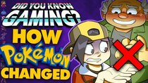 Did You Know Gaming? - Episode 367 - How Pokemon Gold & Silver Were Changed Around The World