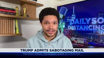 The Daily Show - Episode 139 - Kenya Barris & Isabel Wilkerson