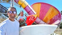 Casey Neistat Vlog - Episode 8 - Surfing at an ABANDONED WATER PARK