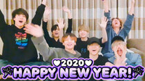 BTS vLive show - Episode 2 - [BTS] BTS's New Year Countdown! ヽ(・∀・)ノ