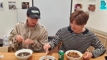 BTS vLive show - Episode 59 - Eating