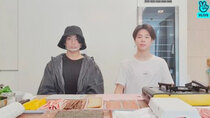 BTS vLive show - Episode 69 - Today, we're gimbap chefs