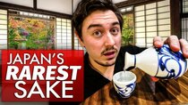 Abroad in Japan - Episode 5 - What Japan's Rarest Sake Tastes Like