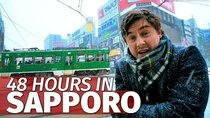 Abroad in Japan - Episode 8 - 48 Hours at Japan's Biggest Snow Festival