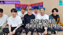 BTS vLive show - Episode 80 - BTS talking about Dynamite MV episodes????‍♀️