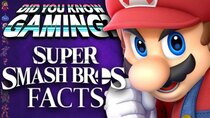 Did You Know Gaming? - Episode 369 - Super Smash Bros. Facts