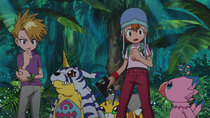 Digimon Adventure: - Episode 13 - Garudamon of the Crimson Wings