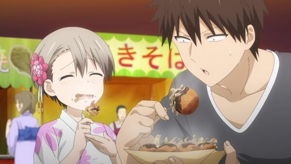 Uzaki-chan wa Asobitai! - Ep. 8 - I Want to Watch Fireworks Together!