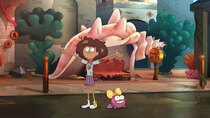 Amphibia - Episode 14 - Lost in Newtopia