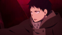 En'en no Shouboutai Ni no Shou - Episode 10 - The Woman in Black