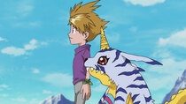 Digimon Adventure: - Episode 14 - The Kings of the Insects Clash
