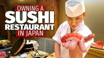 Abroad in Japan - Episode 16 - What Owning a Sushi Restaurant in Japan is Like