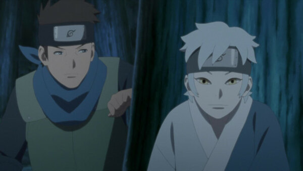 Boruto: Naruto Next Generations - Ep. 165 - The Quadruplets' Duty