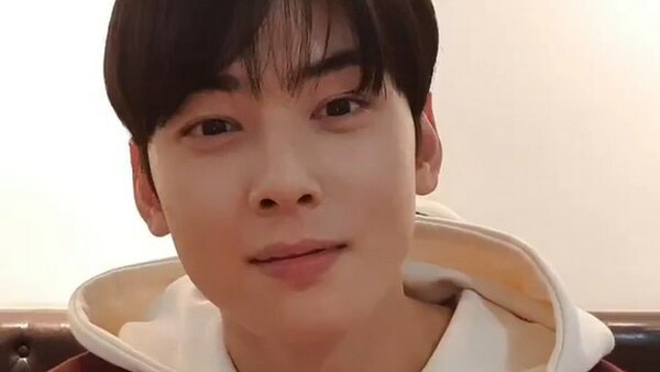 ASTRO vLive show - S2020E92 - Cha Eun-Woo's Just one 10 minutes