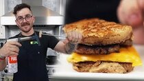 julien solomita - Episode 31 - making a mcdonald's mcgriddle