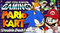 Did You Know Gaming? - Episode 371 - Mario Kart: Double Dash!!