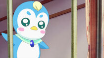 Healin' Good Precure - Episode 25 - Be Brave! Captured Pegitan