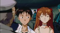 Shinseiki Evangelion - Episode 8 - Asuka Strikes!