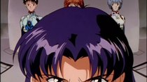 Shinseiki Evangelion - Episode 12 - She Said: Don't Make Others Suffer for Your Personal Hatred.