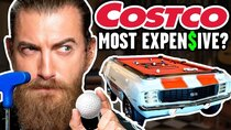 Good Mythical Morning - Episode 4 - What's The Most Expensive Item At Costco? (Mini Golf Game)