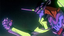 Shinseiki Evangelion - Episode 24 - The Beginning and the End, or Knockin' on the Heaven's Door