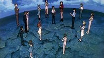 Shinseiki Evangelion - Episode 26 - Take Care of Yourself.
