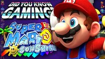 Did You Know Gaming? - Episode 372 - Super Mario Sunshine