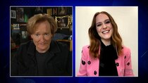 Conan - Episode 92 - Evan Rachel Wood