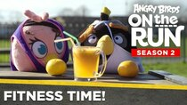 Angry Birds on The Run - Episode 9 - Fitness time!