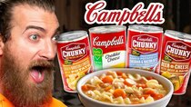 Good Mythical Morning - Episode 10 - What's The Best Canned Soup? (Taste Test)