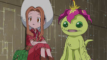 Digimon Adventure: - Episode 17 - The Battle in Tokyo Against Orochimon