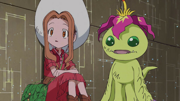 Digimon Adventure: - Ep. 17 - The Battle in Tokyo Against Orochimon